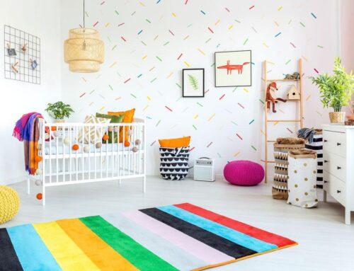 Iluminacion en habitaciones infantiles