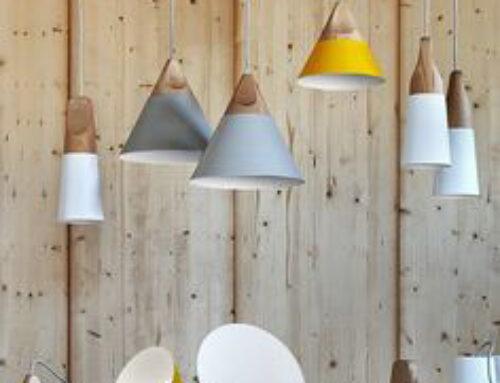 Lámparas estilo nórdico